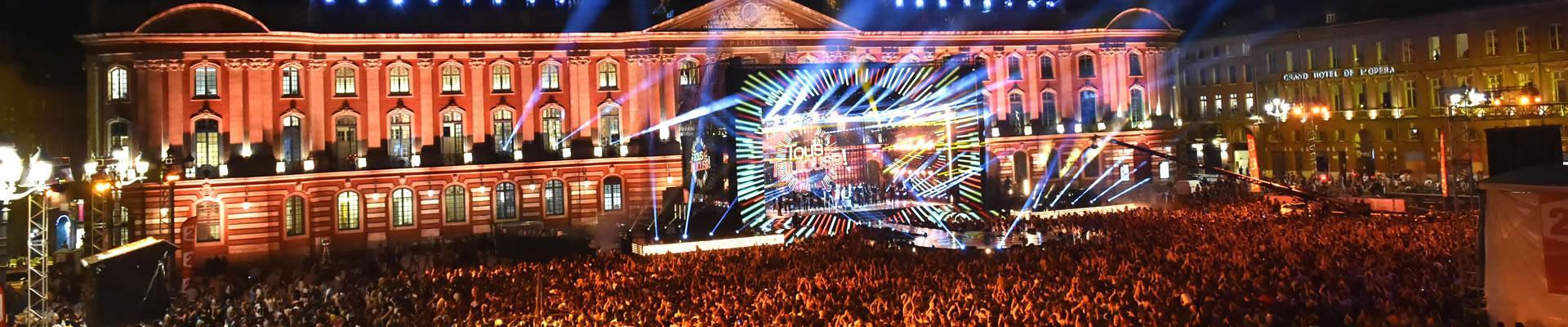 Fête de la musique - place du Capitole