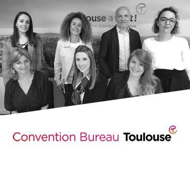 Toulouse Convention Bureau, photo d'équipe