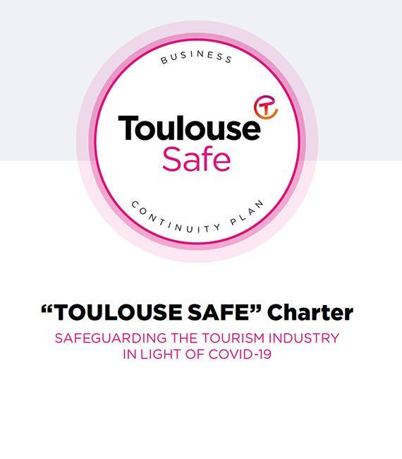 Toulouse Safe charter logo