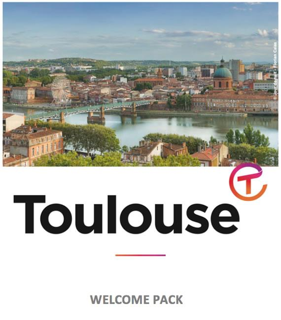Toulouse welcome pack