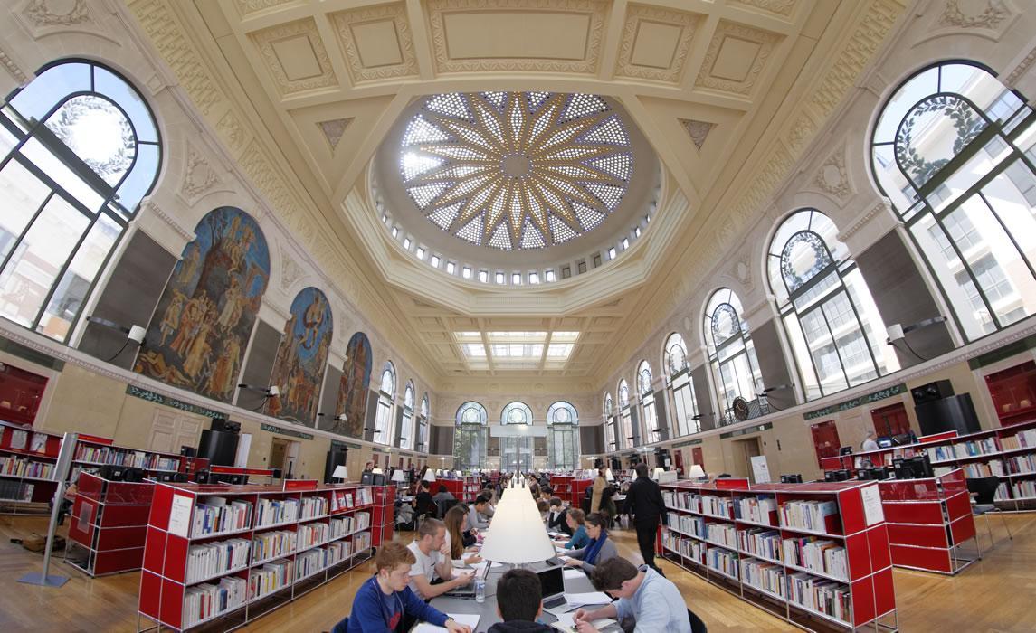 Bibliothèque municipale de Toulouse
