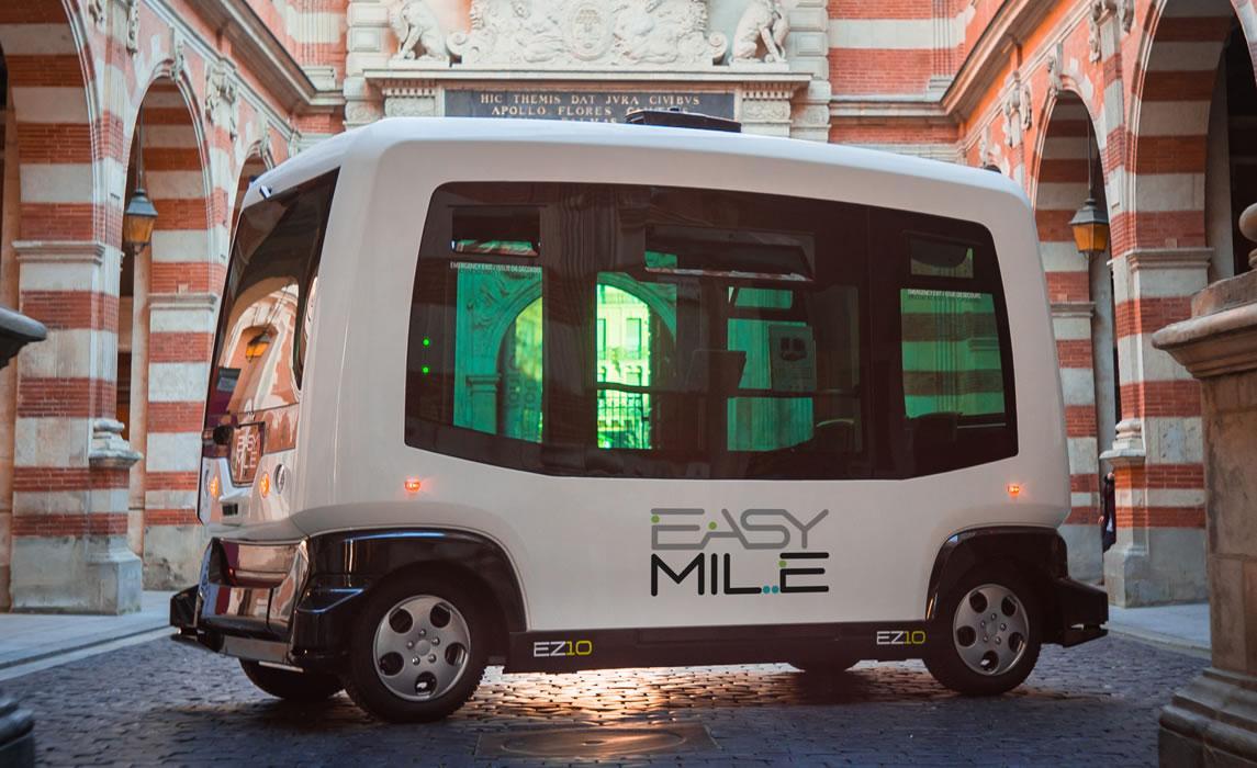 Toulouse, berceau des nouvelles technologies des transports intelligents