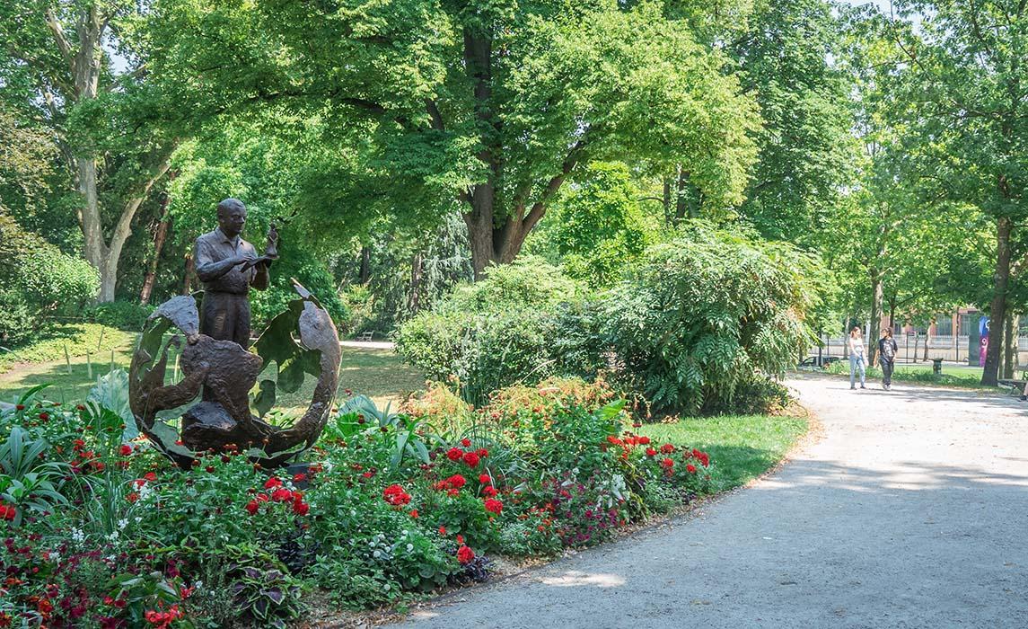 Le Jardin Royal à Toulouse