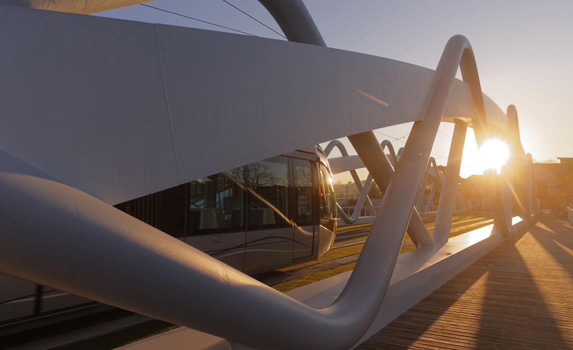 Le Tramway à Toulouse
