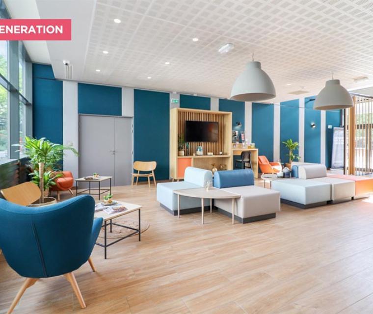 Meetings – Appart'City Confort Toulouse Diagora Labège, réception