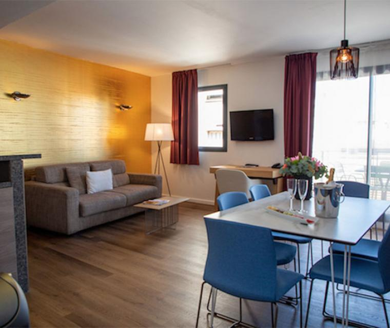 Meetings - Appart-Hôtel Clément Ader, grand salon