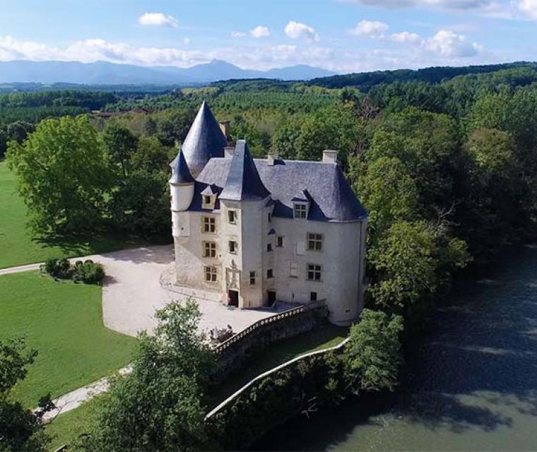 Meetings - Le château Saint-Martory