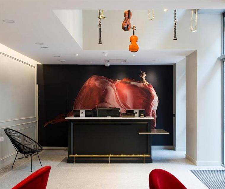 Meetings - Ibis Styles Toulouse Capitole, réception