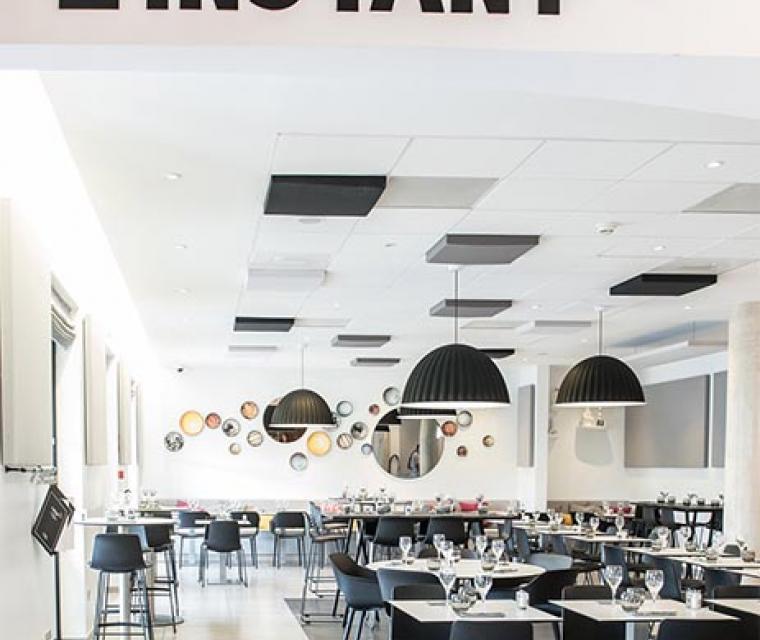 Meetings - Ibis Styles Toulouse Cité de l'espace, restaurant