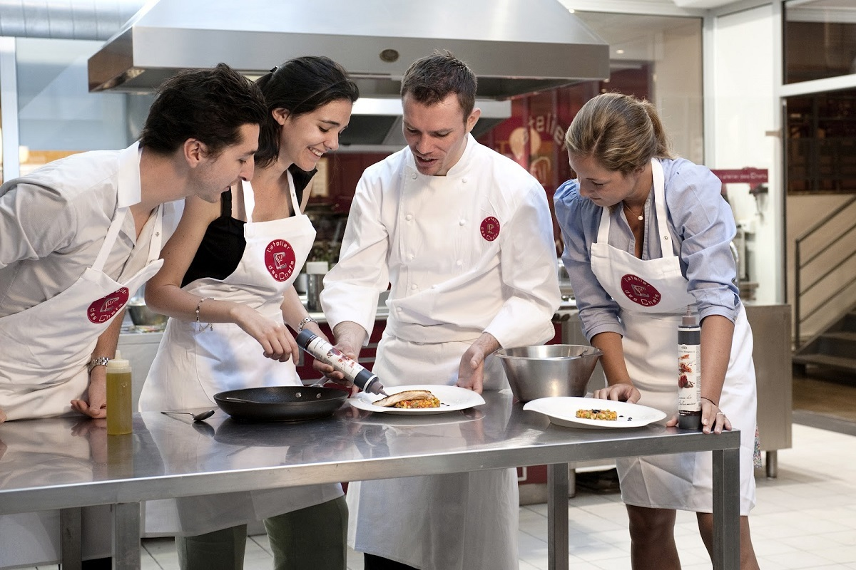 L'Atelier des Chefs © L'Atelier des Chefs