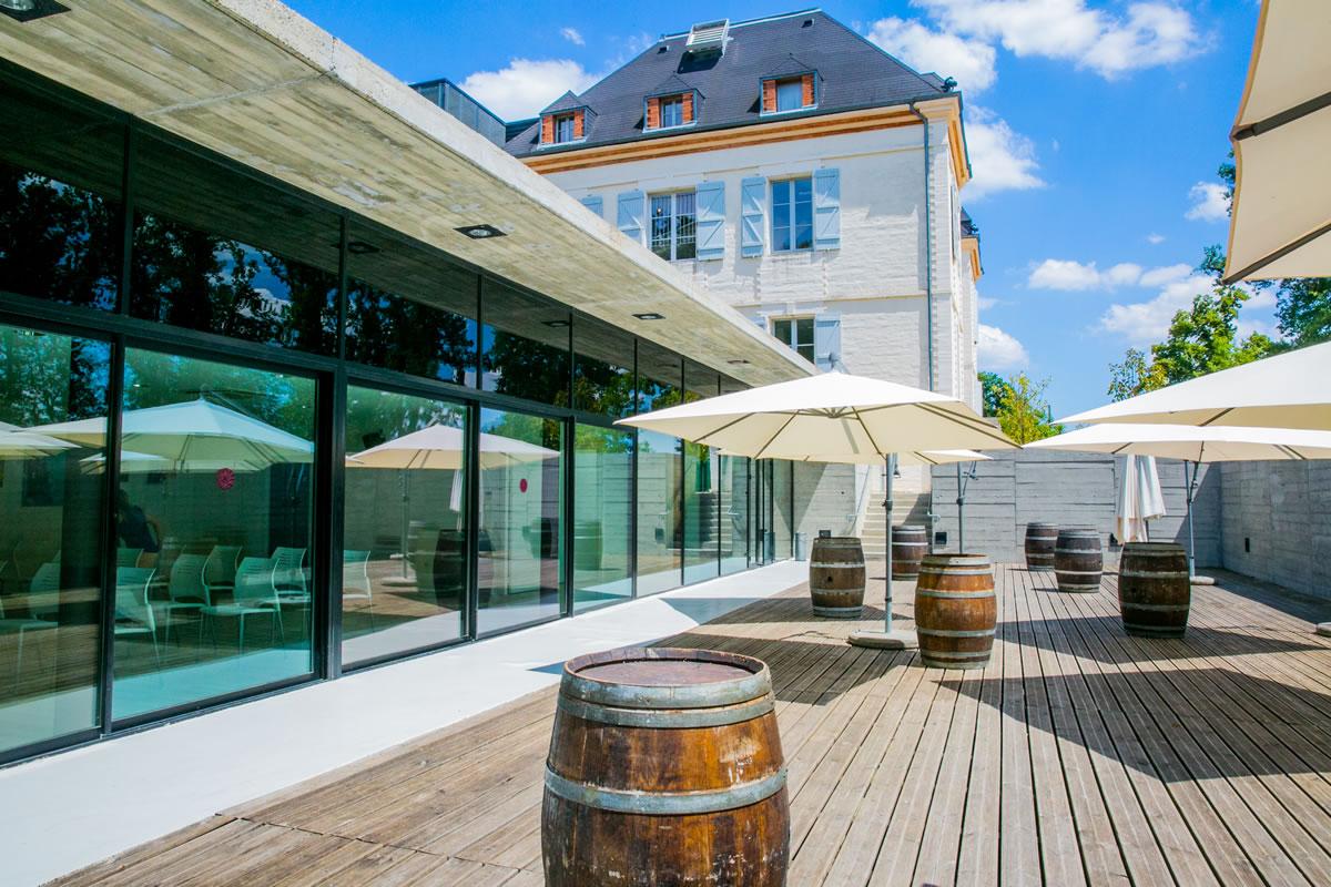 Château de Capdeville - Maison des vins