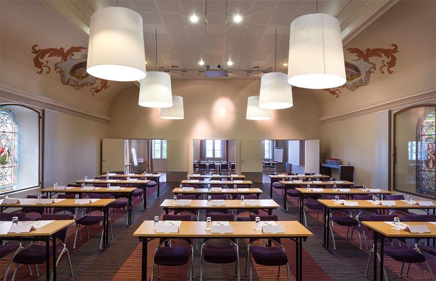 Meetings - Abbaye des Capucins, hôtel spa, salle de réunion