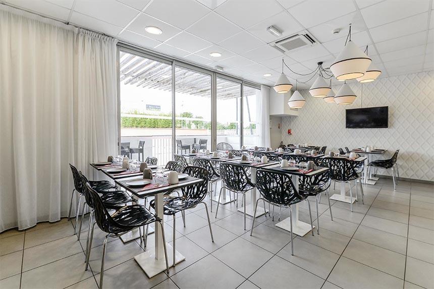 Meetings –  Appart'City Confort Toulouse Aéroport Cornebarrieu, petit-dejeuner