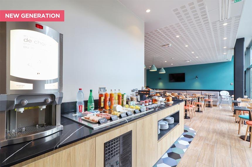 Meetings – Appart'City Confort Toulouse Diagora Labège, petit-déjeuner