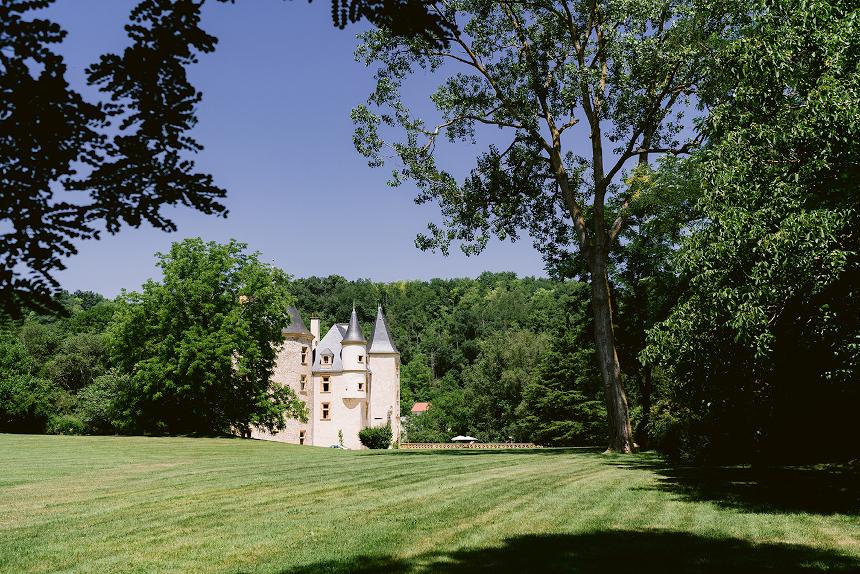 Meetings - Château St Martory - Pelouse