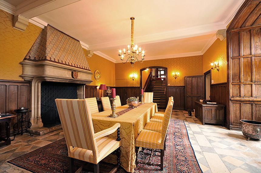 Meetings - Château St Martory - Salle à manger