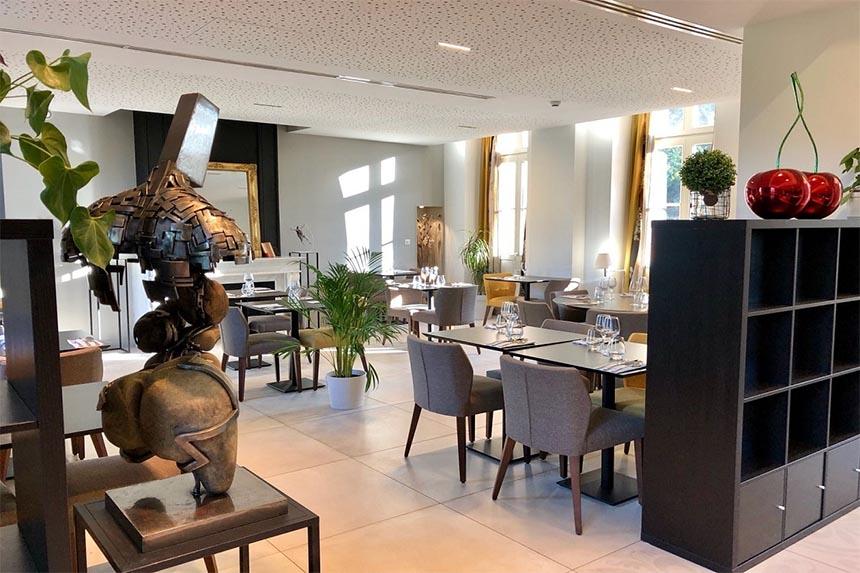 Meetings - Domaine de Montjoie, restaurant