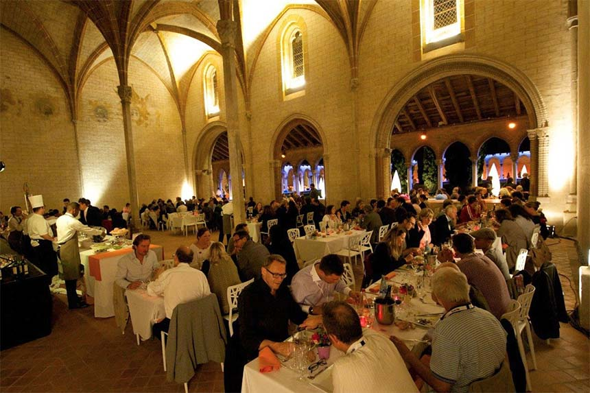 Meetings - Couvent des Jacobins, salle capitulaire