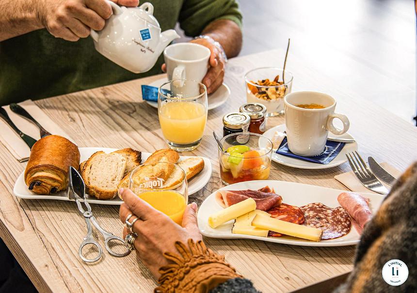 Meetings - L'initial - Petit déjeuner