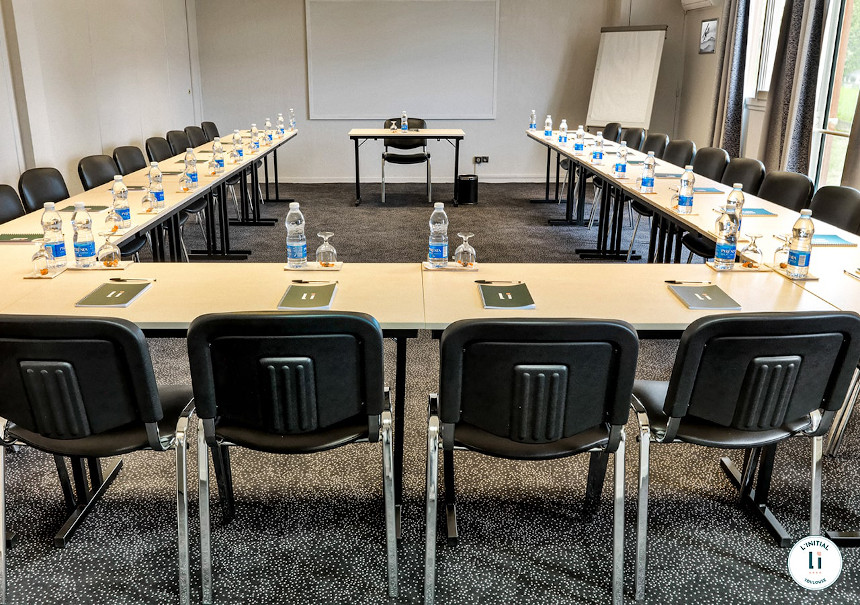 Meetings - L'initial - Séminaire événement U2