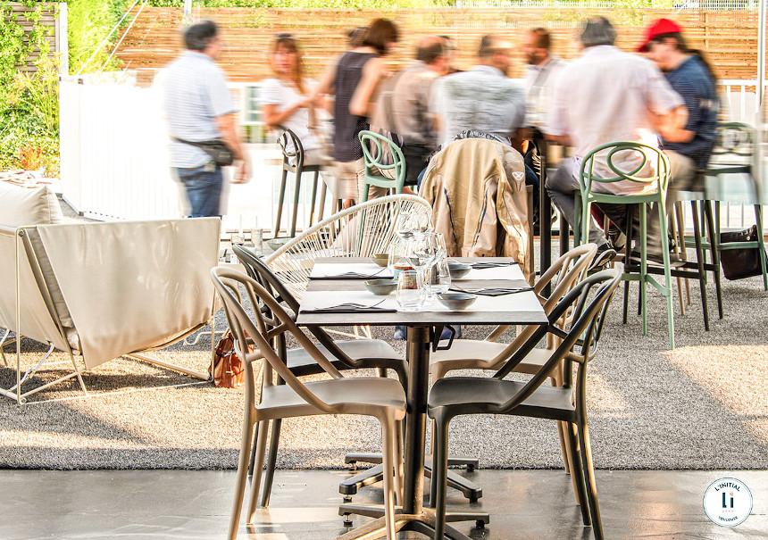 Meetings - L'initial - Terrasse 3 restaurant