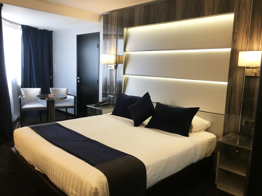 Meetings - Hôtel Palladia - Chambre03