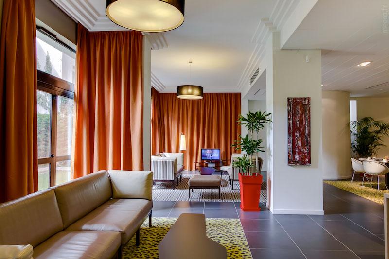 Meetings - Privilège Appart'Hôtel Saint-Exupéry, salon réception