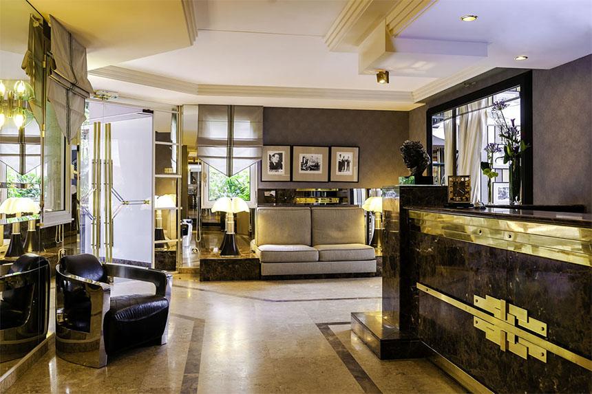 Meetings - Privilège Hôtel Mermoz, réception