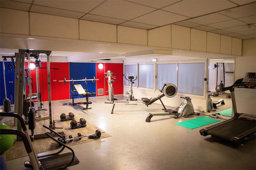 Meetings - Privilège Hôtel Mermoz, salle de sport