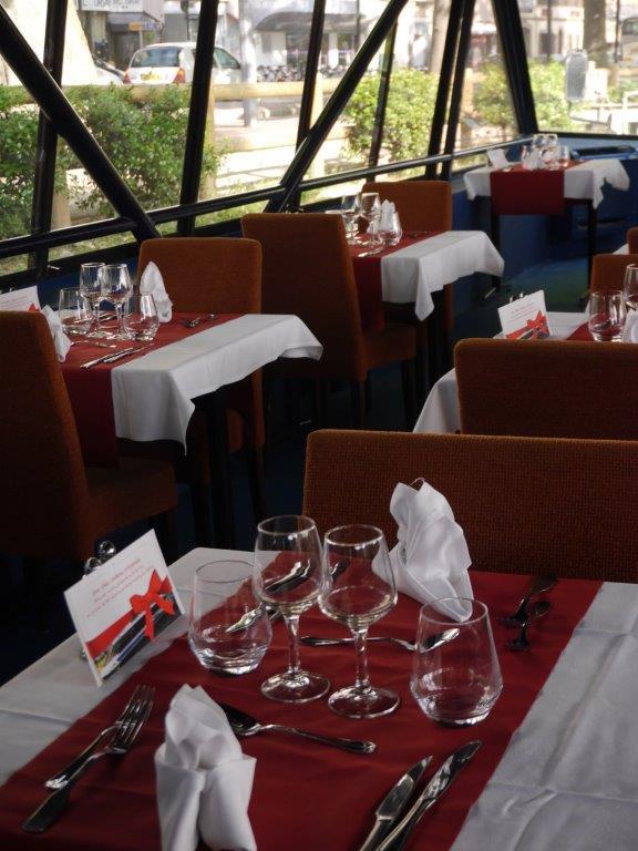 L'Occitania Bâteau Restaurant